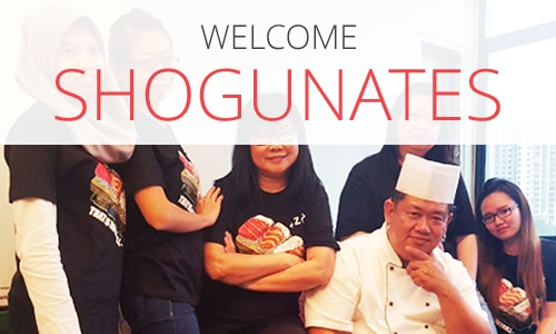 Welcome Shogunates!
