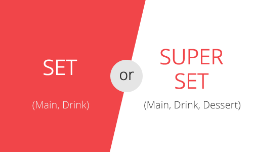 Set or Super Set?