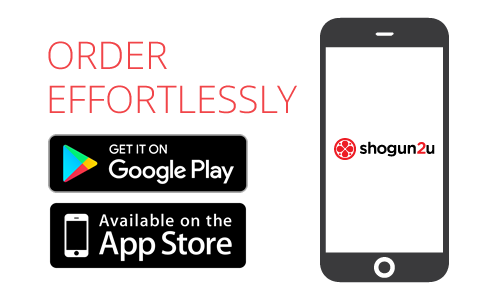 Order Effortlessly with our Mobile App